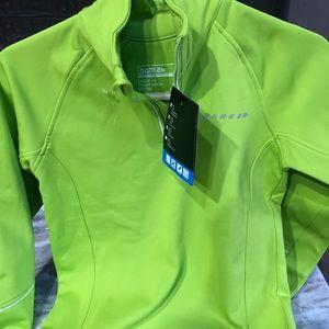 Boys ski fleece New green size medium 8/10